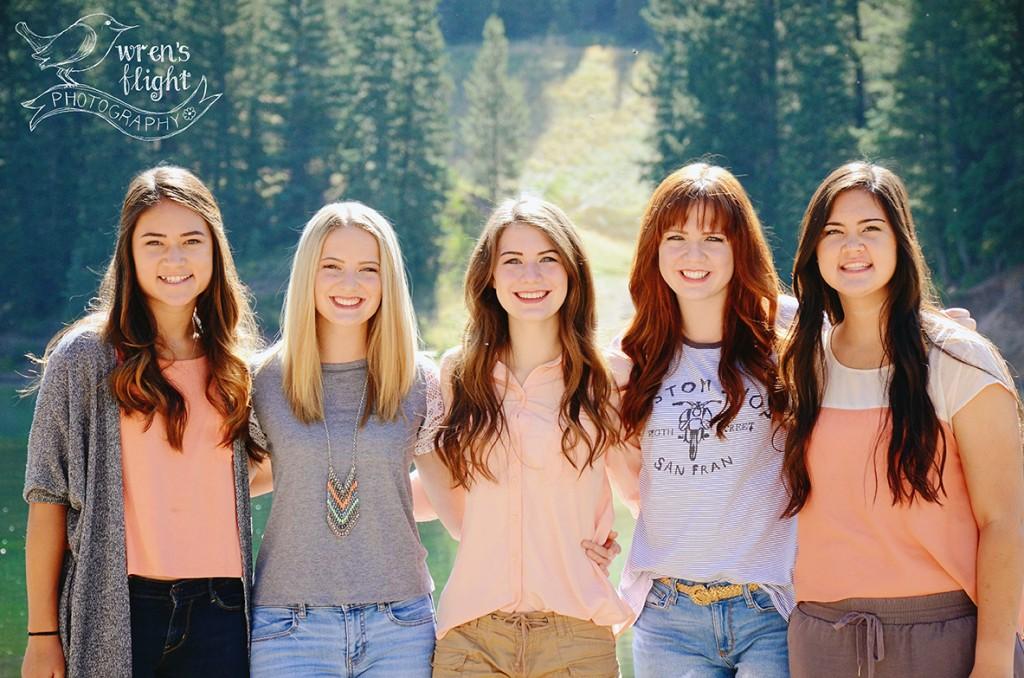 Sister Beautiful Utah Group Photo Session