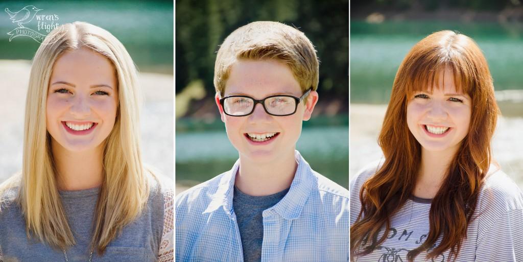 Utah Indiviual Portrait Family Photos