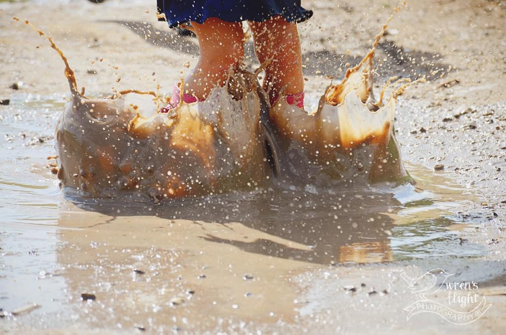 Mud Puddle Rain Boots