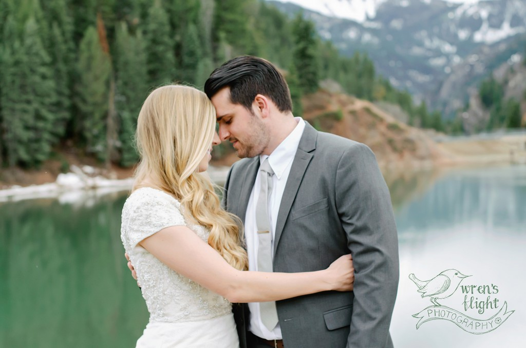 Tibblefork Reservoir Wedding Photography