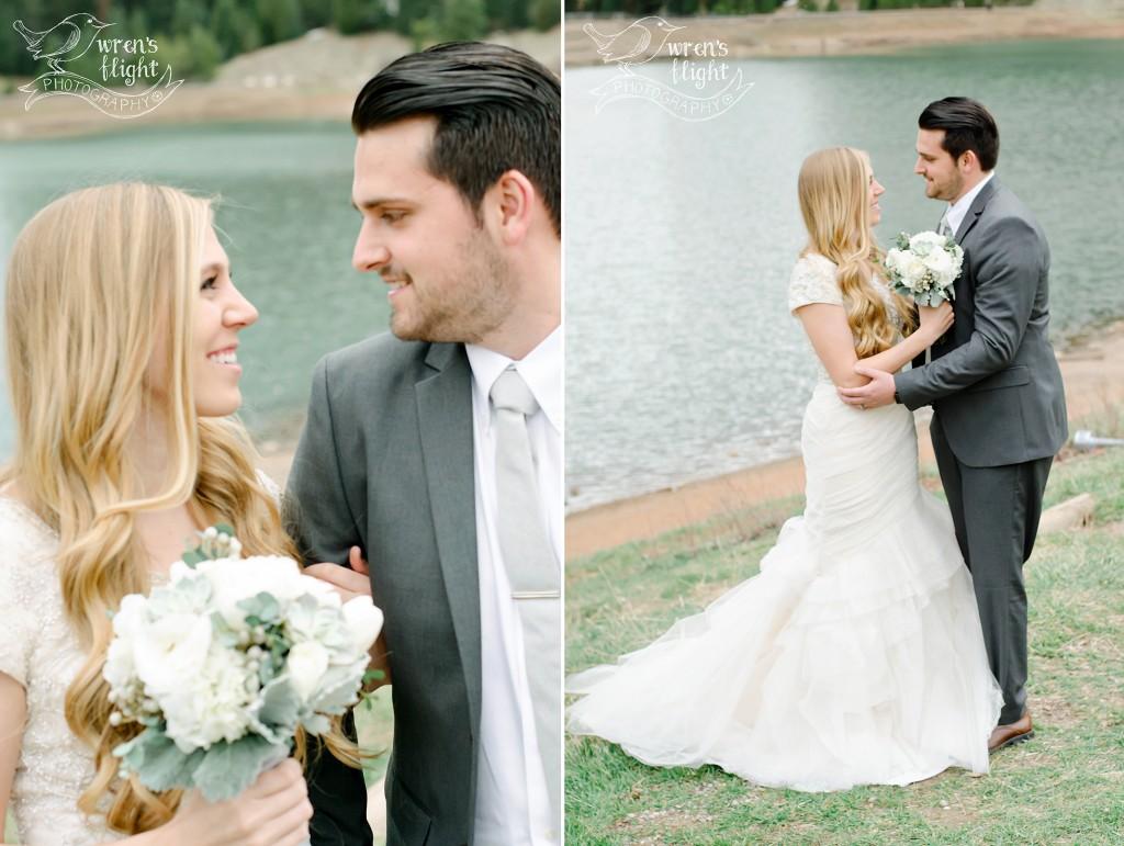 Tibblefork Wedding Photography Utah